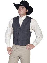 WahMaker Traditional 4 Welt Pocket Vest
