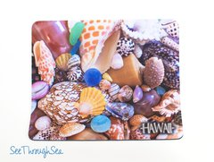 Seashell Mouse Pad