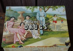 FAMILY DRUGS STASH BOX TIN