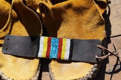 AMERICAN BEADED BRACELETS by STEVEN LENTE in NEW MEXICO
