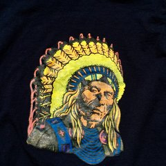 1970s INDIAN CHIEF BUT NEW COTTON TSHIRT