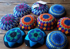 YARMULKES 100% COTTON HANDMADE