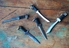 STEEL SWORDS HAND MADE FOR WAX