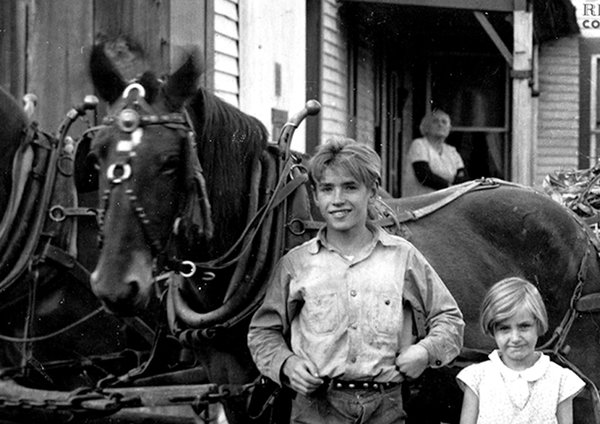 AMERICAN FARM FAMILY HARVEST