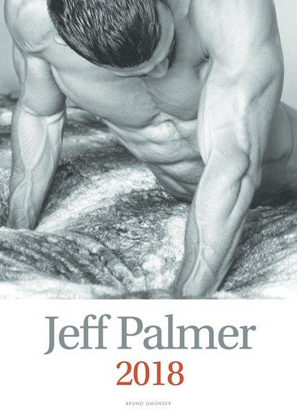 PRE-ORDER! 2018 Jeff Palmer Fine Art Calendar