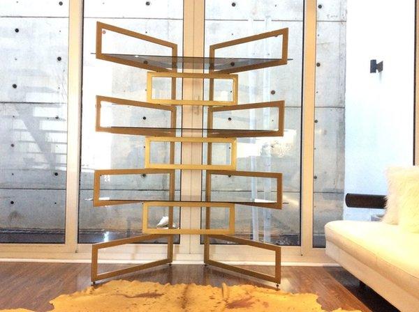 etagere room divider display vitrine wall cabinet be sofia. Black Bedroom Furniture Sets. Home Design Ideas