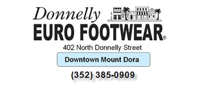 Donnelly Euro Footwear