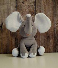 Birth Announcement Elephant