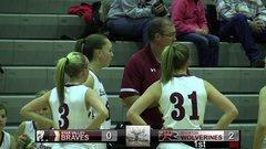 2014-15 SVHS Girls Basketball Season