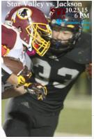Football 2015: Jackson vs. Star Valley