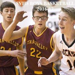 2016-17 SVHS Boys Basketball