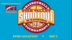 Star Valley Shootout 2016 Day 2-SVHS Location