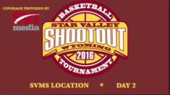 Star Valley Shootout 2016 Day 2-SVMS Location
