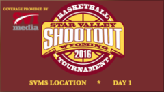 Star Valley Shootout 2016 Day 1-SVMS Location
