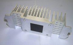 Slot 1 Pentium II CPU Cooler Passive Aluminum Heatsink Silver