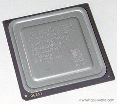 AMD K6-2/380AFR CPU 380 MHz Super Socket 7