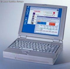 Toshiba Satellite 335CDS P266 32MB 4GB Notebook Windows 98 SE