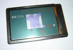HP OmniBook 300 425 530 100LX Palmtop PC 10MB 12V FlashDisk PCMCIA Card