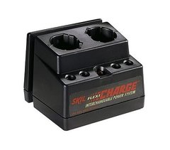 Skil Flexi-Charge System Twin 3.6V Battery Charger 92942 for 2040 2072 2207 2211 2236 2237 2273