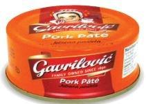 Gavrilovic Pork Pate 100g