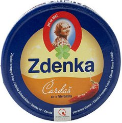 Zdenka Spicy Cheese Spread