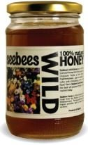 Seebees Wild Blossom Honey 450g