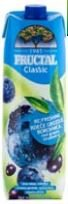 Fructal Classic Blueberry 1l