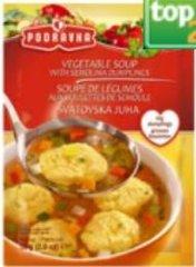 Podravka Semolina Dumplings Soup