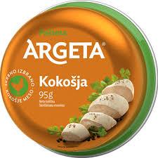 Argeta Chicken Pate 95g