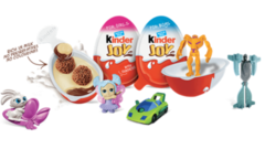 Kinder Eggs 6 pack