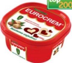 Eurocrem Chocolate & Vanilla Spread 500g