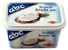 ABC Cream Cheese 200g