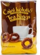 Kras Chocolate Tea Biscuits 350g