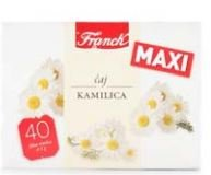 Franch Chamomile Tea Double 40pc