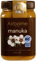 Airborne Honey Manuka 80% Pollen 500g
