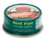 Brother & Sister Beef Pate
