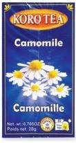 Koro Camomile Tea