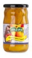 Biljana Roasted Yellow Peppers