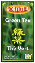 Koro Green Tea