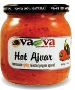 VaVa Hot Ajvar 540g