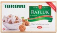 Takovo Lokum With Walnuts