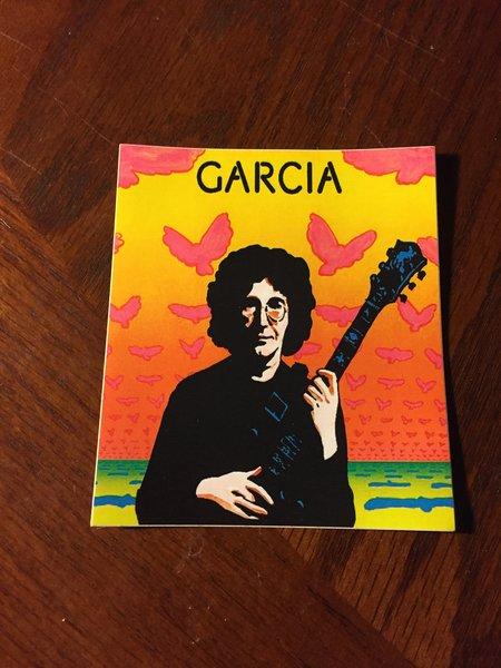 Garcia Sticker