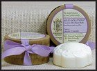LAVENDER CHAMOMILE SOLID LOTION DISC, 4.5 oz. Lotion Disc