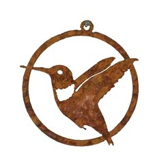 CO104 Hummingbird 3-inch Ornament
