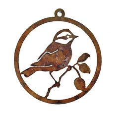 WO507 Black-Capped Chickadee 5-inch Ornament