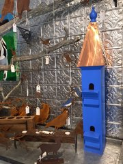 Tower Birdhouse BH 131