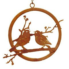 R210 Lovebirds Branch Ring