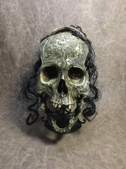 Snake Eater Skull Replica (Screen Time Prop) that Appeared on AMC's Preacher Carved By Zane Wylie
