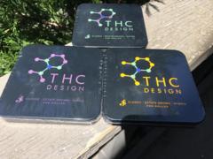 6 Artisanal Cones 3.5 grams per box Sativa
