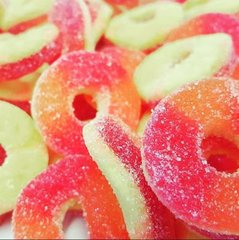 Peach Rings 400 mg Per Pack